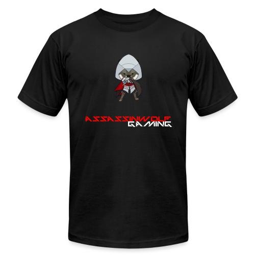 heather gray assassinwolf Tee - Unisex Jersey T-Shirt by Bella + Canvas