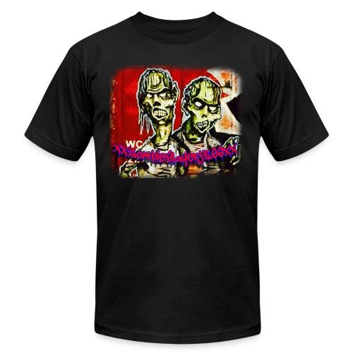 xxZombieSlayerJESSxx - Men's  Jersey T-Shirt
