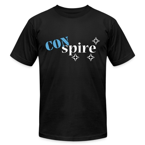 CONspire - Unisex Jersey T-Shirt by Bella + Canvas