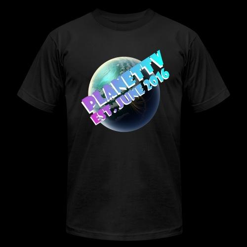 PlanetTV - Men's  Jersey T-Shirt
