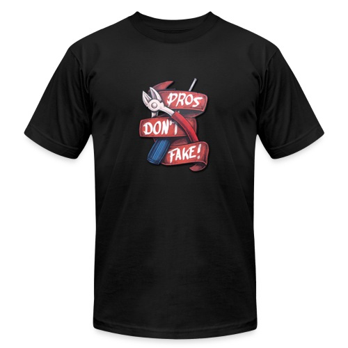 prosdontfake - Men's  Jersey T-Shirt