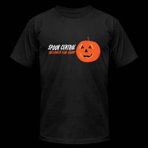 Spook Central, Halloween Year Round - Men's  Jersey T-Shirt