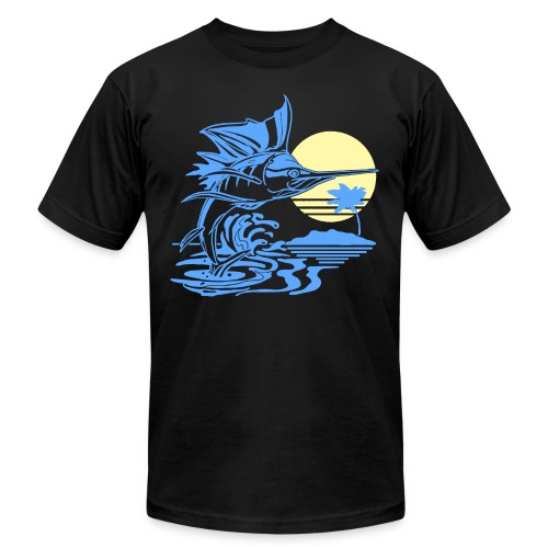 Sailfish - Men's  Jersey T-Shirt
