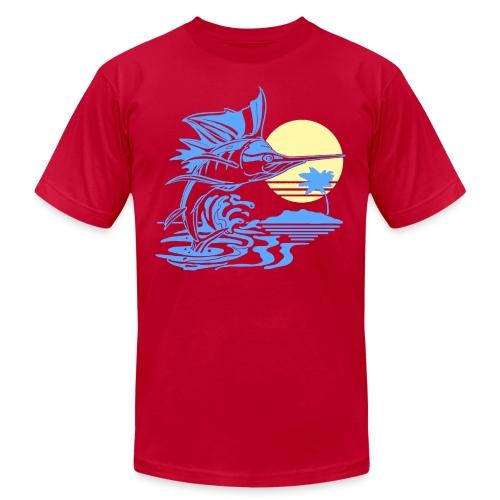 Sailfish - Men's Jersey T-Shirt