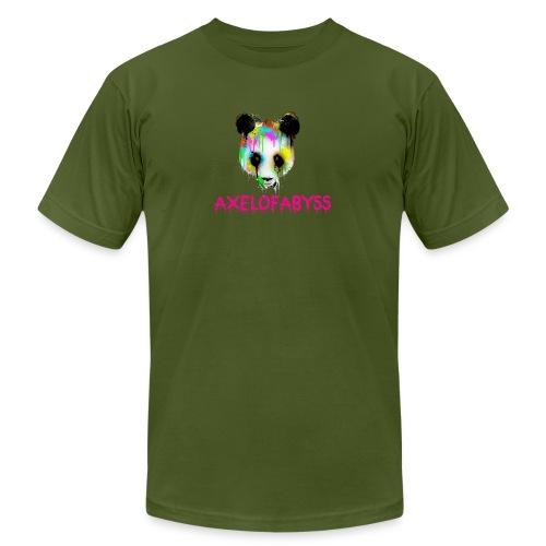 Axelofabyss panda panda paint - Men's Jersey T-Shirt