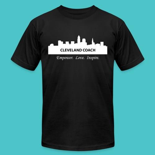 clecoach - Men's  Jersey T-Shirt