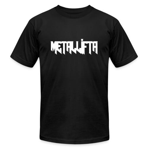 METALLIFTA - Unisex Jersey T-Shirt by Bella + Canvas