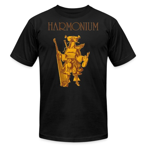 harmonium! - Unisex Jersey T-Shirt by Bella + Canvas