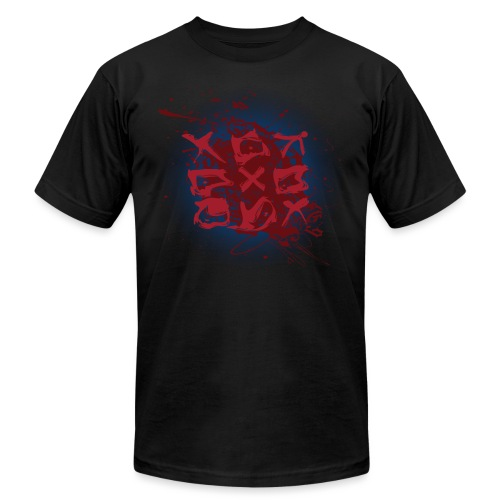 Tic Tac Toe - Men's Jersey T-Shirt