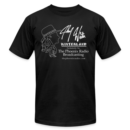Johnny Winter's Winterland - Men's  Jersey T-Shirt