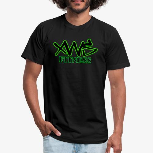 XWS Fitness - Unisex Jersey T-Shirt by Bella + Canvas