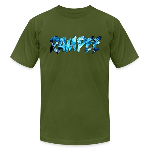 Blue Ice - Men's Jersey T-Shirt