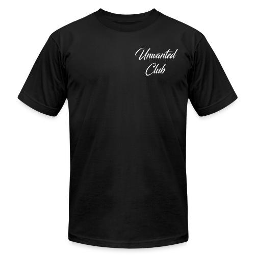 Unwanted Club T-Shirt Women - Unisex Jersey T-Shirt by Bella + Canvas