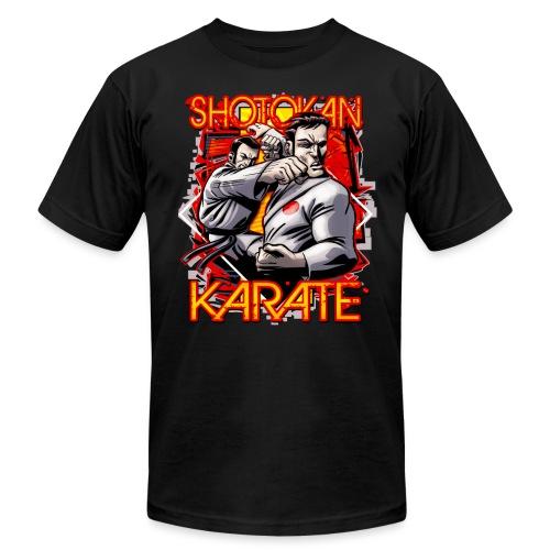 Shotokan Karate - Unisex Jersey T-Shirt by Bella + Canvas