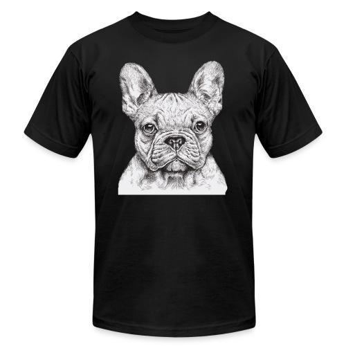 French Bulldog - Unisex Jersey T-Shirt by Bella + Canvas