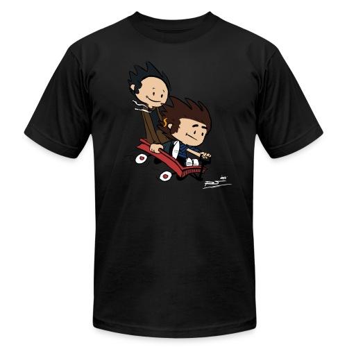 Ryan and William print - Men's  Jersey T-Shirt