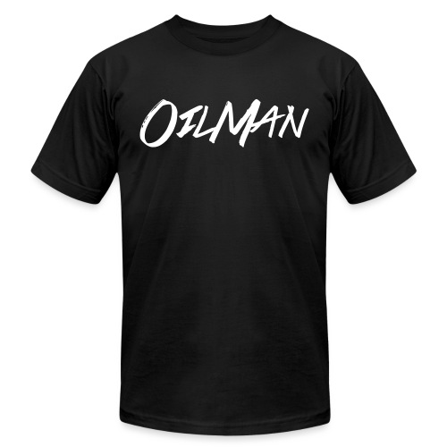 OilMan - Men's Jersey T-Shirt