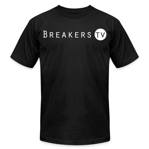 breakerslogo - Unisex Jersey T-Shirt by Bella + Canvas
