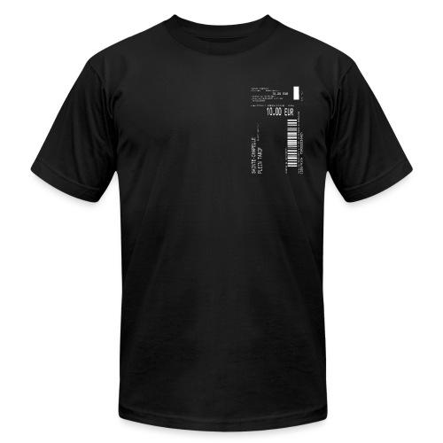 5 - Unisex Jersey T-Shirt by Bella + Canvas
