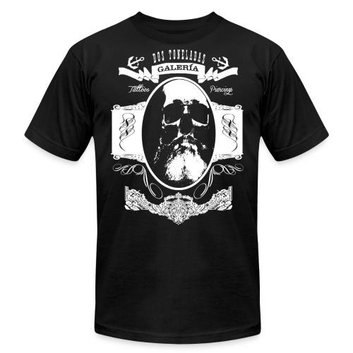 Men's Dos Toneladas Galeria Shirt - Unisex Jersey T-Shirt by Bella + Canvas