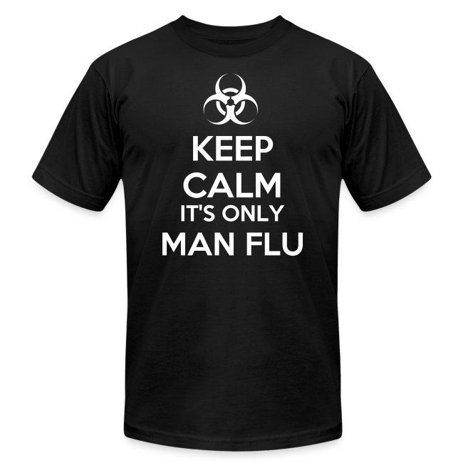 Keep Calm Man Flu