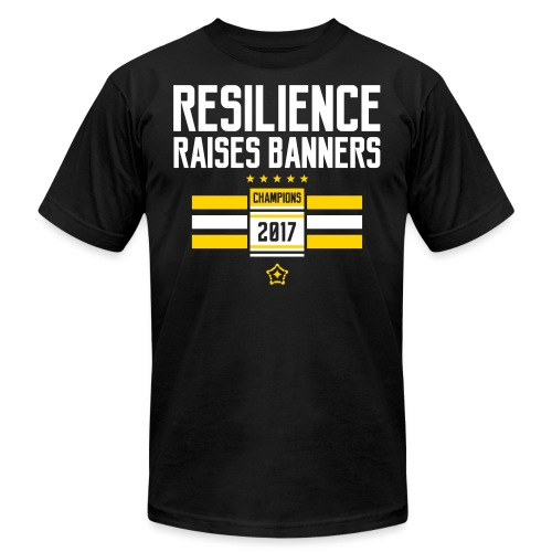resilience - Unisex Jersey T-Shirt by Bella + Canvas