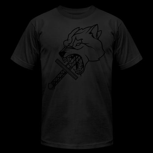 Heretic Hoard Wolf - Men's Jersey T-Shirt
