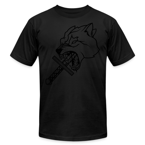 Heretic Hoard Wolf - Men's  Jersey T-Shirt