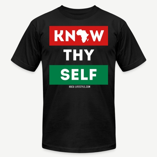 Know Thy Self - Unisex Jersey T-Shirt by Bella + Canvas
