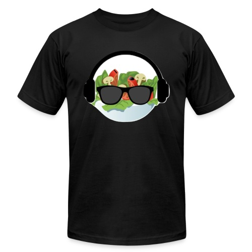 DJ salad merchandise - Unisex Jersey T-Shirt by Bella + Canvas