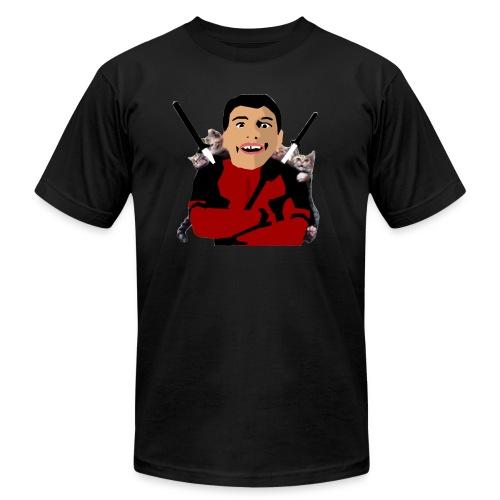 face reveal - Men's  Jersey T-Shirt