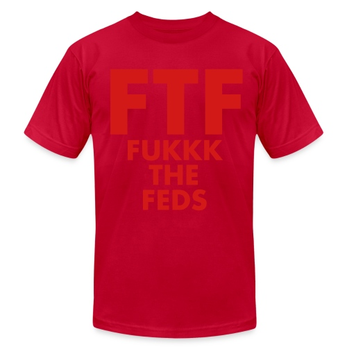 FTF - Unisex Jersey T-Shirt by Bella + Canvas