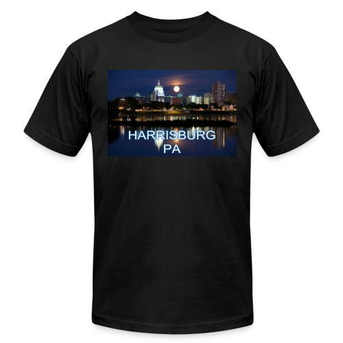 Harrisburg is home - Men's  Jersey T-Shirt