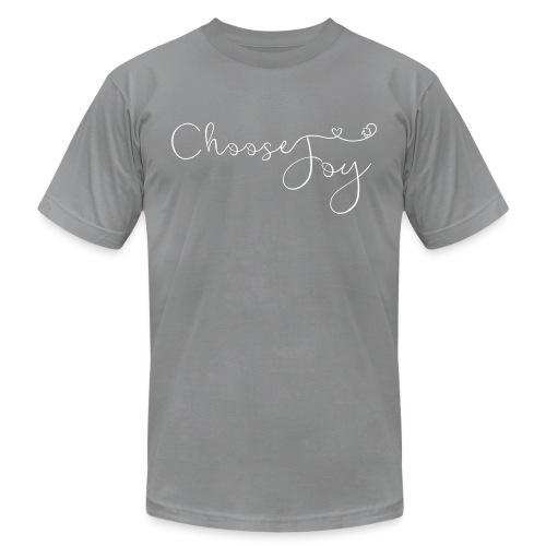 Choose Joy - Unisex Jersey T-Shirt by Bella + Canvas