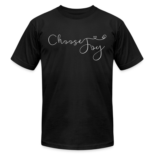 Choose Joy - Unisex Jersey T-Shirt by Bella + Canvas
