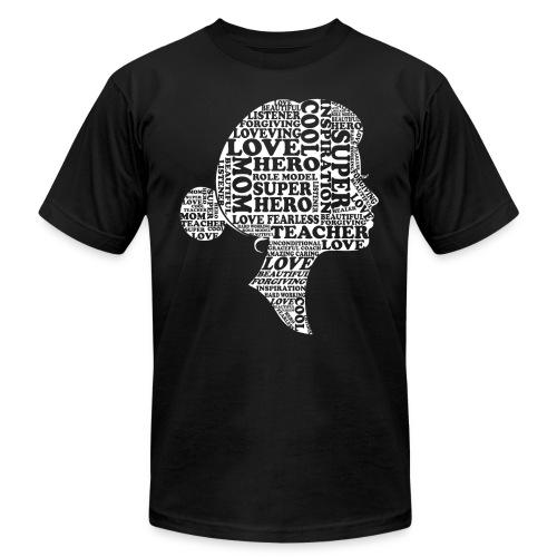 Mother Definition, Teacher Mom, Great Teacher Mom - Men's  Jersey T-Shirt