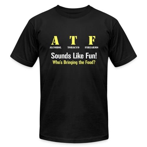 ATF Shirt - Men's  Jersey T-Shirt