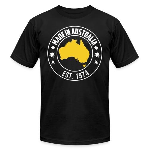 Made in AUSTRALIA Est 1974 - Men's  Jersey T-Shirt