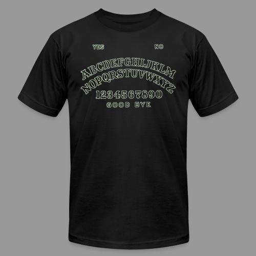 Talking Board - Unisex Jersey T-Shirt by Bella + Canvas