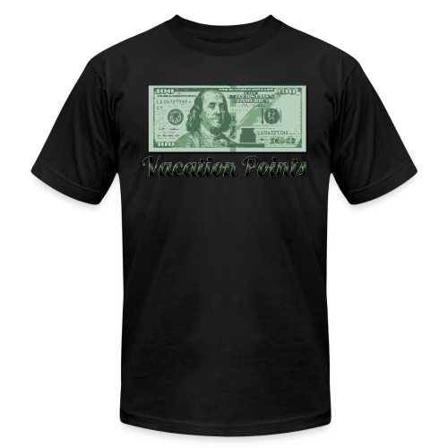 Vacation Points - Men's  Jersey T-Shirt