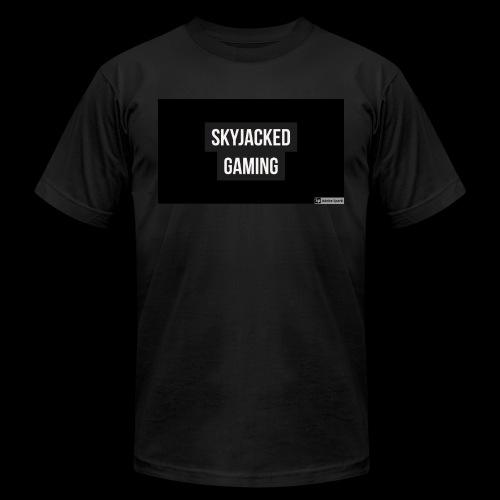 SKYJACKED GAMING BOX LOGO T SHIRT - Men's  Jersey T-Shirt