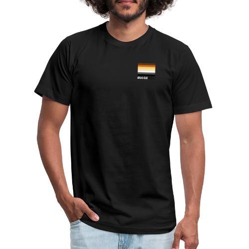 BULGEBULL BEARS - Unisex Jersey T-Shirt by Bella + Canvas