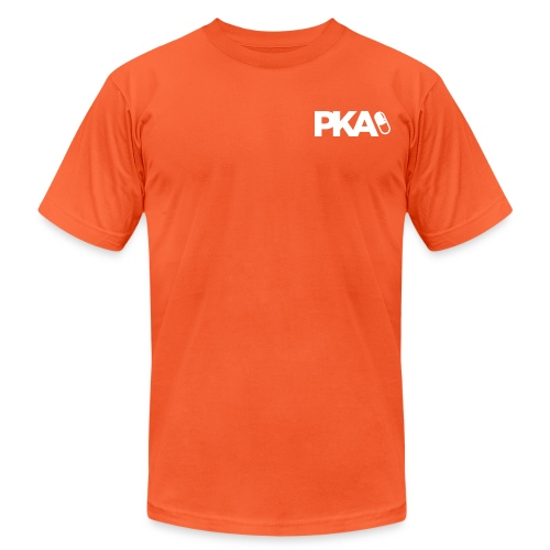 pkalogovector - Unisex Jersey T-Shirt by Bella + Canvas