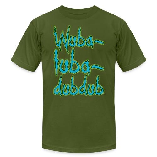 Wubalubadubdub - Unisex Jersey T-Shirt by Bella + Canvas