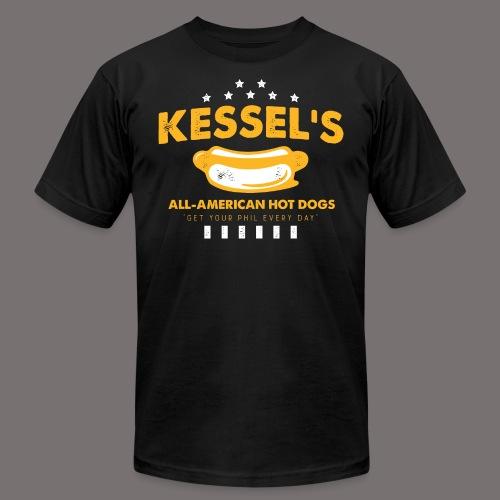 Kessel Pittsburgh - Unisex Jersey T-Shirt by Bella + Canvas