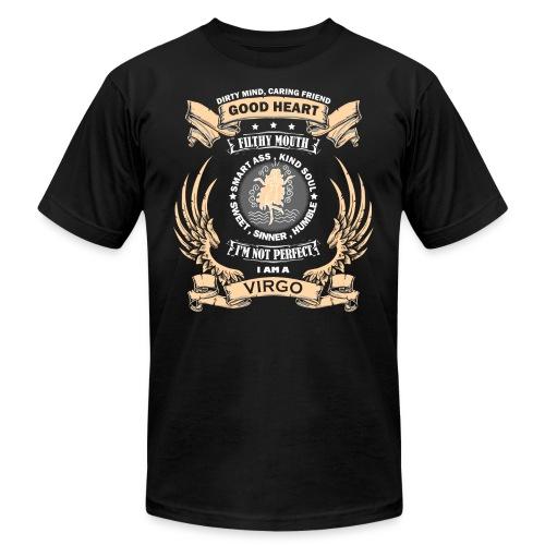 Zodiac Sign - Virgo - Men's Jersey T-Shirt