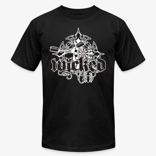 Wicked Darts Shirt - Men's  Jersey T-Shirt