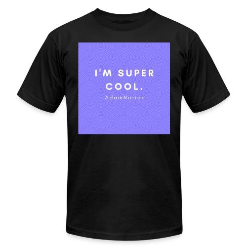 I'M SUPER COOL - AdamNation - Men's  Jersey T-Shirt