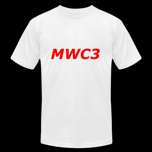 MWC3 T-SHIRT - Unisex Jersey T-Shirt by Bella + Canvas