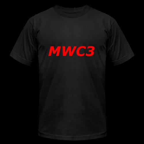 MWC3 T-SHIRT - Men's  Jersey T-Shirt